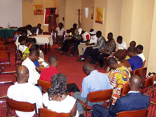 You are browsing images from the article: Assises du CTSD du Togo 2007