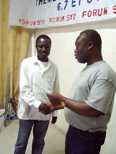 You are browsing images from the article: Formation des ambassadeurs du VIH-SIDA 2007 à Lomé
