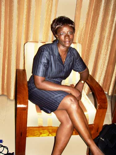 You are browsing images from the article: Lawson Wilhelmine, une des pionniers qui ont debuté le Projet du VIH-SIDA